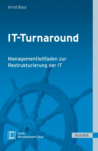 Fachbuch IT-Turnaround