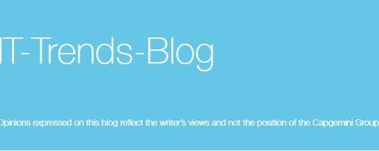 Brauchen wir Turnaround-CIOs? (Capgemini-IT-Trends-Blog)