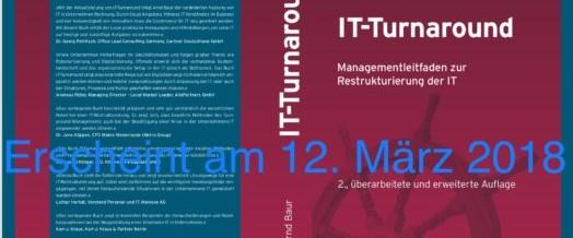 IT-Turnaround 2. Auflage in Vorbereitung