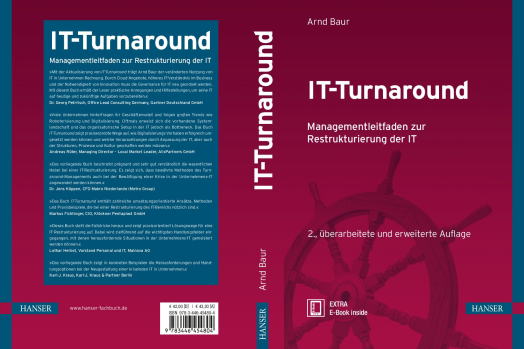 Book IT Turnaround 2nd edition
